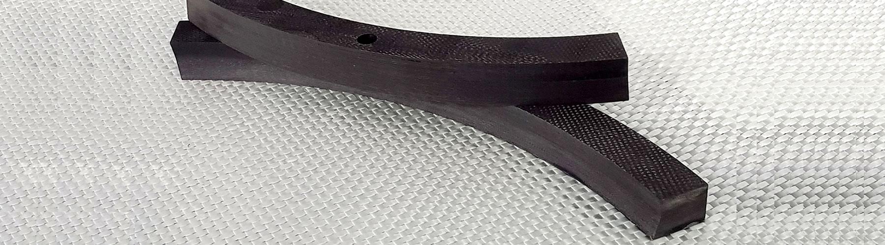placas de fibra de Carbono