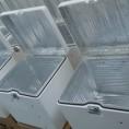 Cajas portaequipaje de moto termicas